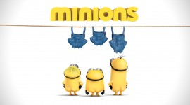 Minions Desktop Wallpaper Free