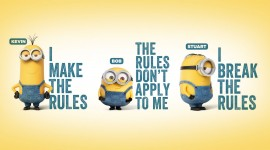 Minions Desktop Wallpaper