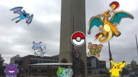 Pokemon Go Desktop Wallpaper