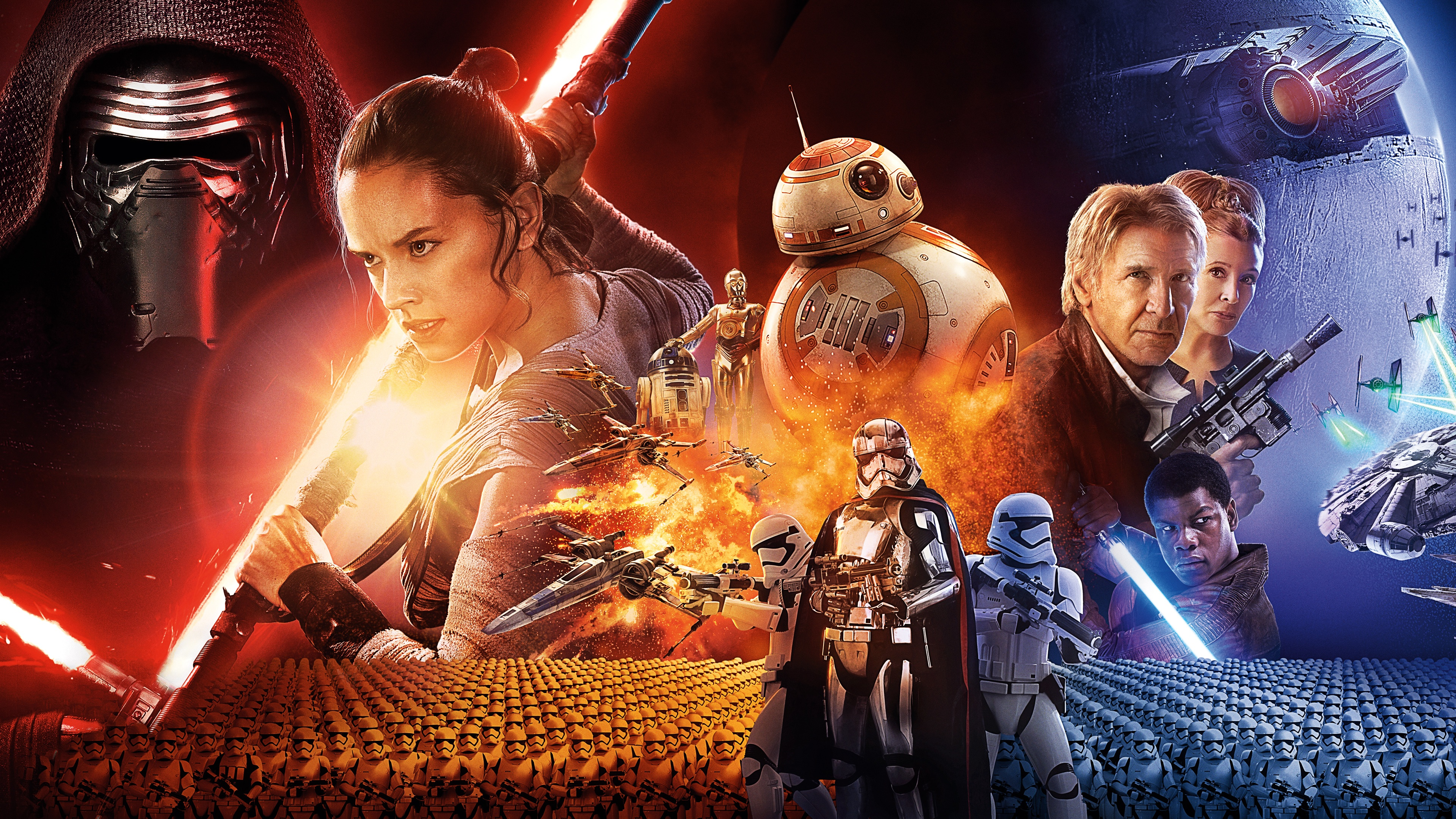 star wars the force awakens wallpapers high quality