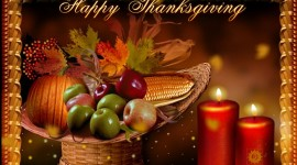 Thanksgiving Day Wallpaper For PC