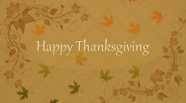 Thanksgiving Day Wallpaper Full HD