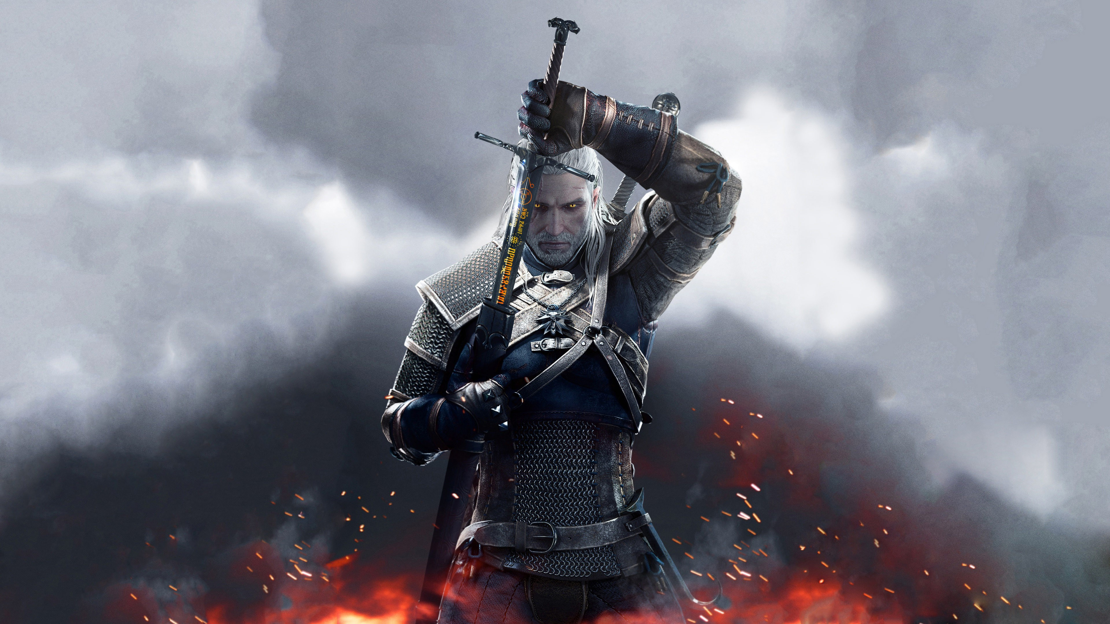 The witcher wallpaper wallpapers high quality download free - The witcher wallpaper 4k ...
