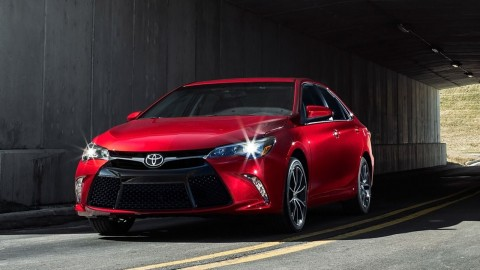 Toyota Camry wallpapers high quality