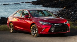 Toyota Camry Wallpapers Free