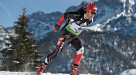 Biathlon Desktop Wallpaper Free