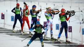 Biathlon Desktop Wallpaper