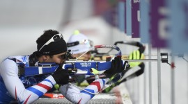 Biathlon Desktop Wallpaper For PC