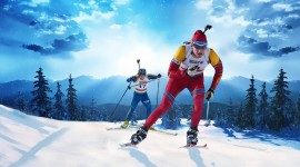Biathlon Wallpaper High Definition