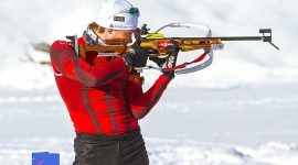 Biathlon Wallpaper Background