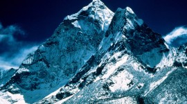 Everest Mountain Wallpaper Full HD