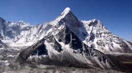 Everest Mountain Wallpaper Free