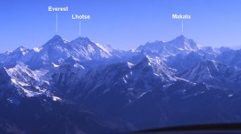 Everest Mountain Wallpaper For Desktop