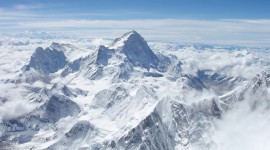 Everest Mountain Wallpaper 1080p