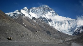 Everest Mountain Photo