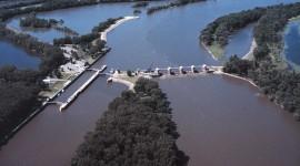 River Mississippi Desktop Background