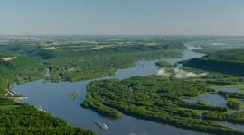 River Mississippi Desktop Wallpaper