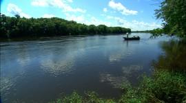 River Mississippi  Desktop Wallpaper For PC