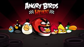 Angry Birds Wallpaper High Resolution