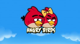 Angry Birds Wallpaper For The Smartphone