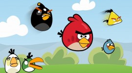 Angry Birds Wallpaper For IPhone