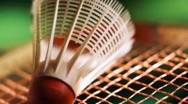 Badminton Wallpaper Full HD