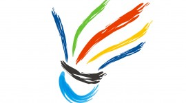 Badminton Wallpaper For IPhone