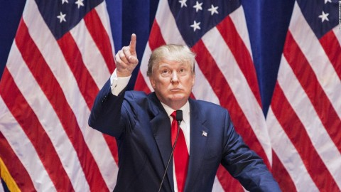 Donald John Trump wallpapers high quality