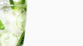 Gin Tonic Wallpaper Background