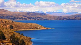 Lake Titicaca Wallpaper For PC