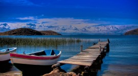Lake Titicaca Wallpaper 1080p