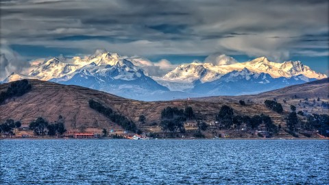Lake Titicaca wallpapers high quality
