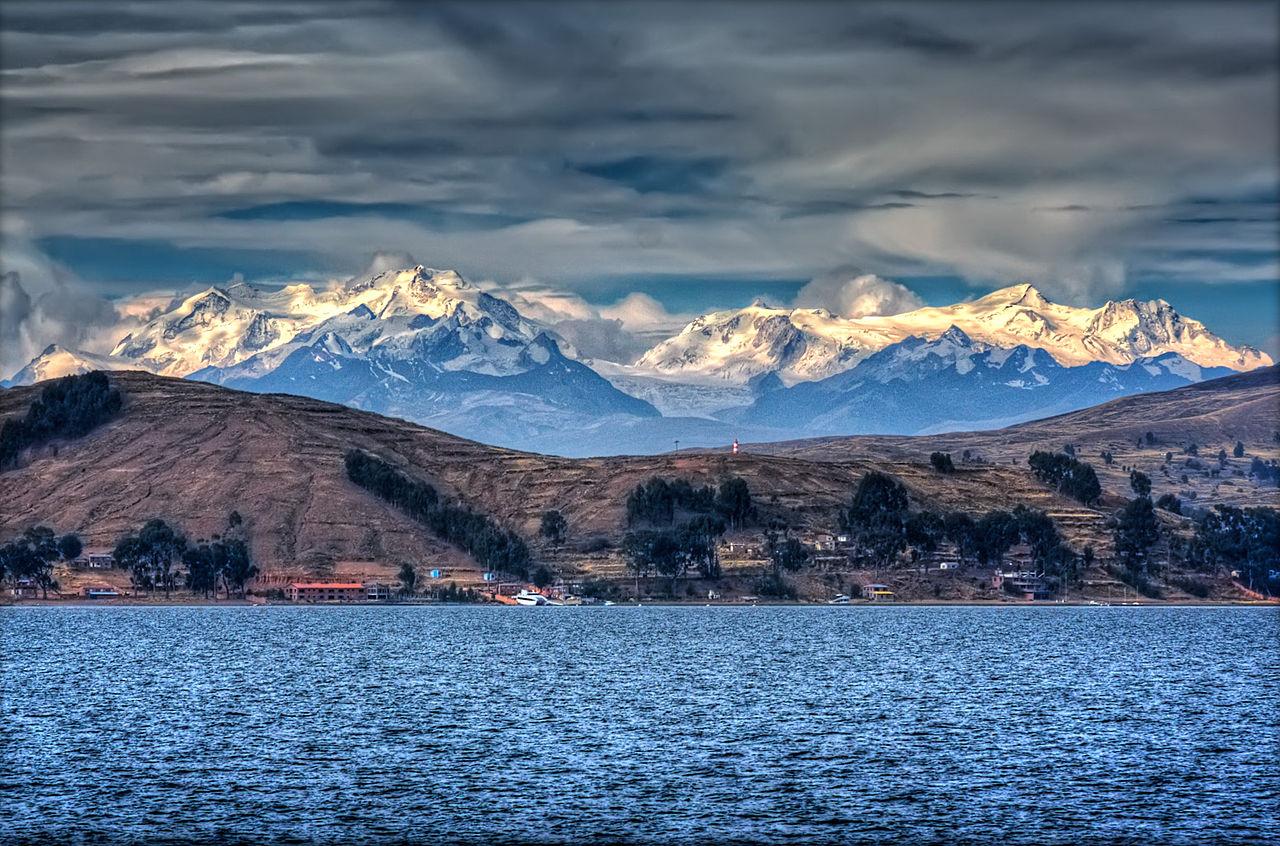 как называется самое высокогорное озеро на земле Нет
