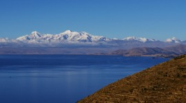 Lake Titicaca Wallpaper Free