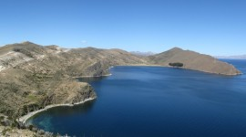 Lake Titicaca Wallpaper Full HD