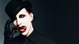 Marilyn Manson Wallpaper Full HD
