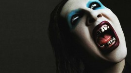 Marilyn Manson Wallpaper High Resolution
