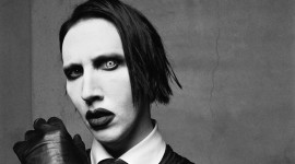 Marilyn Manson Wallpaper For PC