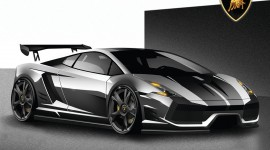 Lamborghini Gallardo Desktop Wallpaper