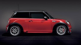 Mini Cooper Desktop Background