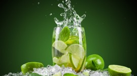 Mojito Wallpaper For IPhone