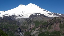 Mount Elbrus Wallpaper