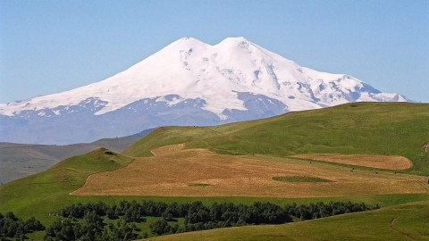 Mount Elbrus wallpapers high quality
