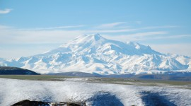 Mount Elbrus Wallpaper HQ
