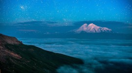 Mount Elbrus Wallpaper HD