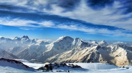 Mount Elbrus Wallpaper Widescreen