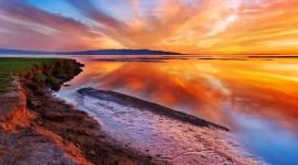 Red Sea Desktop Background