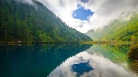 Jiuzhai Valley National Park Wallpaper HQ