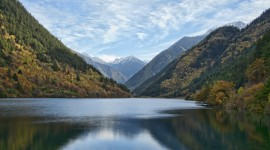 Jiuzhai Valley National Park Wallpaper