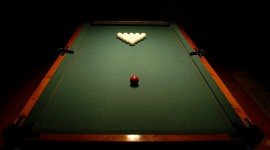 Billiards Wallpaper Background